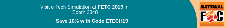 e-Tech Simulation en FETC 2019